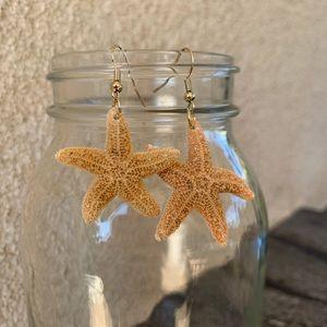 Jewelry - STAR FISH EARRINGS 🌺